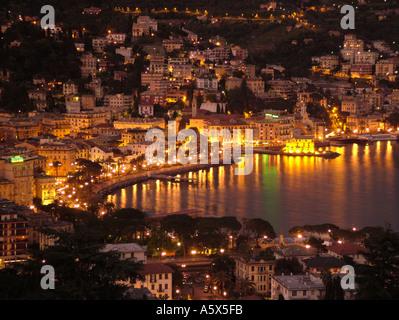 AJD35924, Liguria, Italy, Rapallo, Riviera di Levante, Europe - Stock Photo