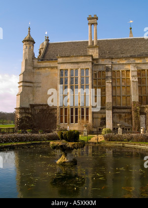 The Orangery Restaurant at Burghley House, Stamford Lincolnshire UK - Stock Photo
