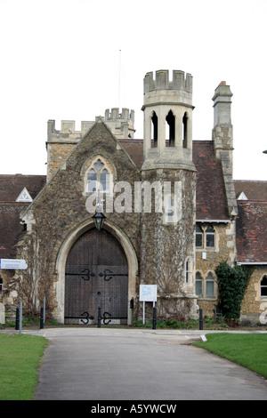 The University of Gloucester, Francis Close Hall. Cheltenham. - Stock Photo