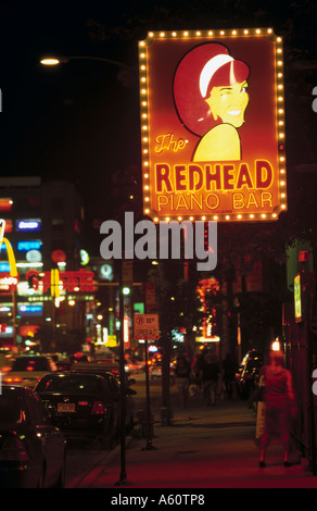 The redhead restaurante chicago usa
