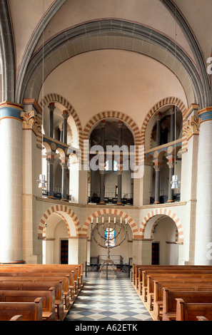 Essen, Münster, Westapsis nach Aachener Vorbild - Stock Photo