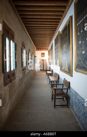 El Escorial monastery Madrid Spain - Stock Photo