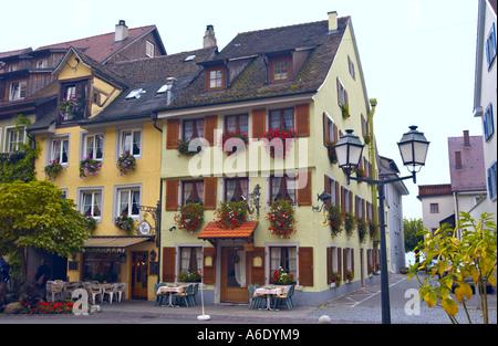 Meersburg Germany - Stock Photo