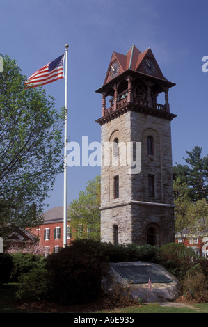 AJ7503, MA, Stockbridge, Massachusetts, The Berkshires - Stock Photo