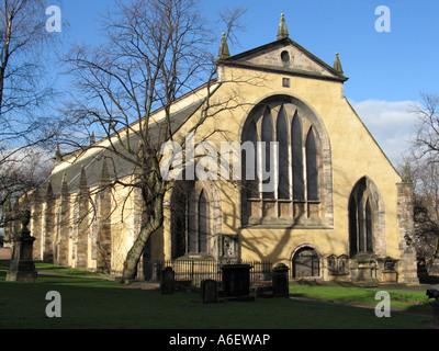 Greyfriars Presbyterian Church, Edinburgh - Stock Photo