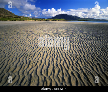 IE - CO. MAYO:  Trawleckachoolia Beach - Stock Photo