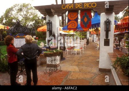 AJ9791, San Diego, California, CA - Stock Photo
