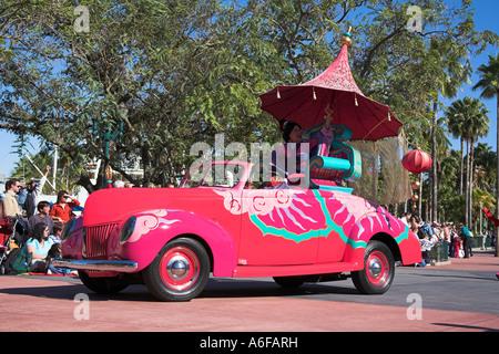 Mulan Disney Stars And Motor Car Parade Disney Mgm
