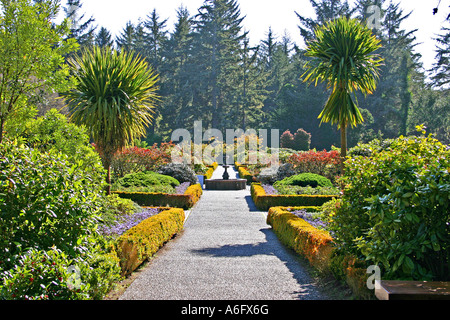 Shore Acres State Park Near Charleston And Coos Bay On The Southern Stock Photo Royalty Free