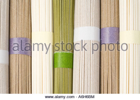Dried noodles - Stock Photo