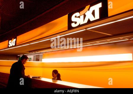 Alquiler de coches con Sixt: Más de sucursales en todo el mudo. Km ilimitados, seguro incluido y cancelación gratuita. ¡Consulta nuestras ofertas!