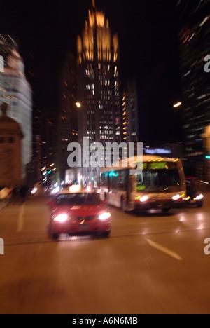 City energy - Stock Photo