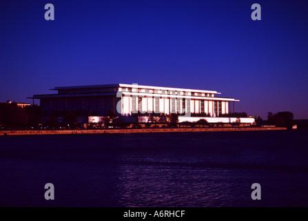 Kennedy Center Washington D C - Stock Photo
