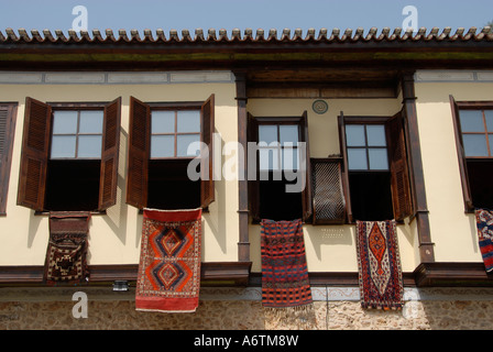 Old house at Kaleici, Old city of Antalya, Turkey - Stock Photo