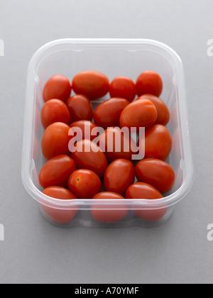 Pomodorino tomatoes - high end Hasselblad 61mb digital image - Stock Photo