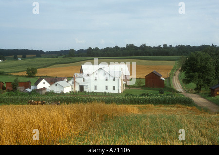 AJ0160, Holmes County, OH, Ohio - Stock Photo