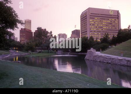 AJ0311, Nebraska, NE, Omaha - Stock Photo