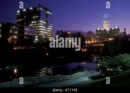 AJ0312, Nebraska, NE, Omaha - Stock Photo