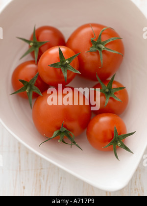 Mixed tomatoes - high end Hasselblad 61mb digital image - Stock Photo