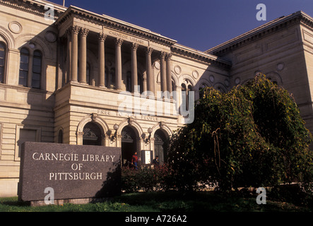 AJ3203, Pennsylvania, PA, Pittsburgh - Stock Photo