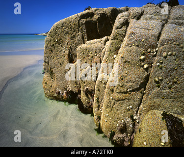 IE - CONNEMARA:  Coast on Omey Island - Stock Photo