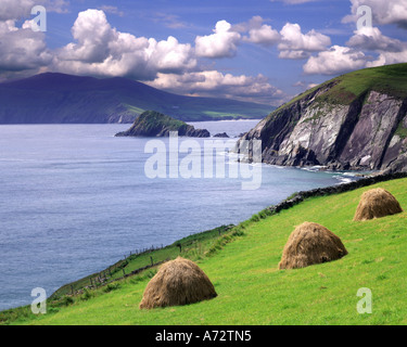 IE - CO. KERRY:  Slea Head on Dingle Peninsula - Stock Photo