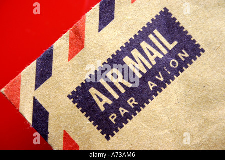 Air Mail Par Avion Letter Stamp Stamps Sticker Stickers