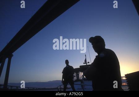 Port Of San Diego Harbor Police Patch Stock Photo 47959259 Alamy