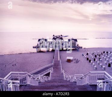 4019 Germany Mecklenburg Vorpommern Baltic Sea Island Ruegen - Stock Photo
