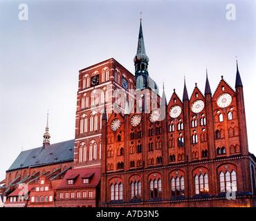 4019 Germany Mecklenburg Vorpommern - Stock Photo
