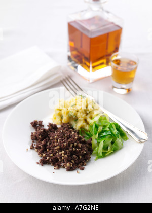 Traditional Haggis - Stock Photo