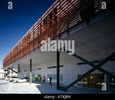 MODAA, Culver City, California. 2005 Architect: SPF Architects - Stock Photo