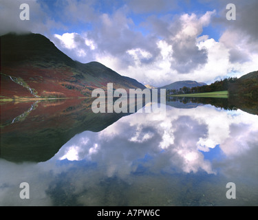 GB - CUMBRIA: Buttermere in the Lake District National Park