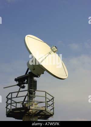 radio tower, Germany, North Rhine-Westphalia, Duesseldorf - Stock Photo