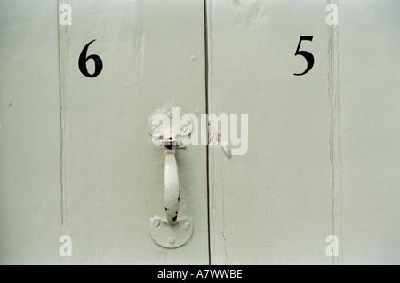 Door number 65 - Stock Photo
