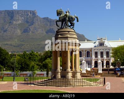 Cape Town, Company's Garden, Museum - Stock Photo
