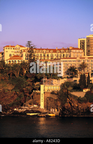 madeira funchal reid s palace hotel afternoon tea stock photo royalty free image 8726768. Black Bedroom Furniture Sets. Home Design Ideas