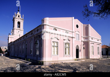 Portugal, Lisbon region, Queluz, pousada Dona Maria I - Stock Photo