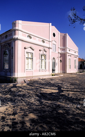 Portugal, région of Lisbon, Queluz, Pousada Dona Maria I - Stock Photo
