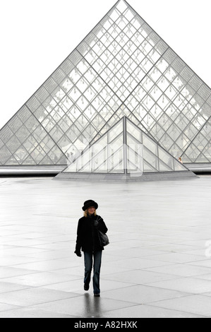 Musee de Louvre - Stock Photo
