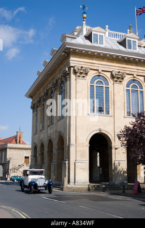 Abingdon Museum Oxfordshire - Stock Photo