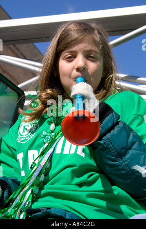 Thousands Flood Fifth Avenue for NYCs St. Patricks Day