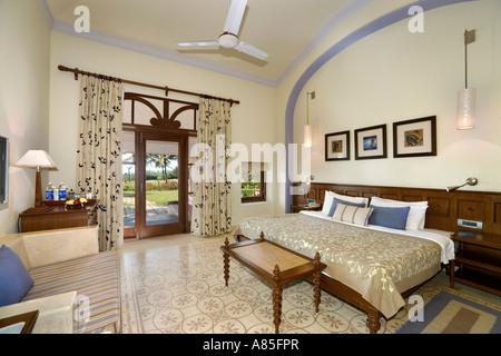 Luxury Hotel Bedroom (a Superior Room At The Taj Holiday Village), Fort  Aguada Part 70