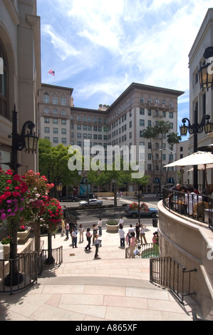 Beverly Wilshire Hotel Rodeo Drive And Wilshire Boulevard