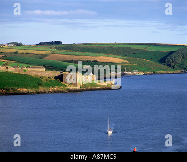 Charles Fort Kinsale County Cork Ireland - Stock Photo