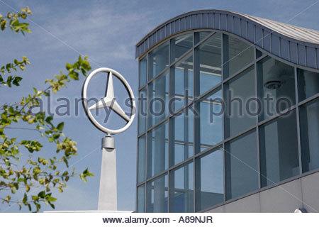 Alabama Vance Mercedes Benz Suv Manufacturing Plant