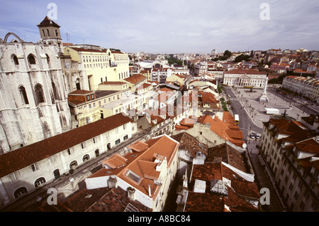 Travel photography from Portugal Lisbon Southern europe - Stock Photo