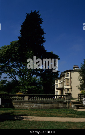 Sewerby Hall. - Stock Photo