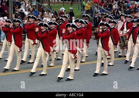 Washington DC Cherry Blossom Festival The parade - Stock Photo