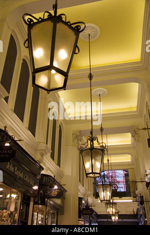 Queen's Arcade Picadilly 2 - Stock Photo